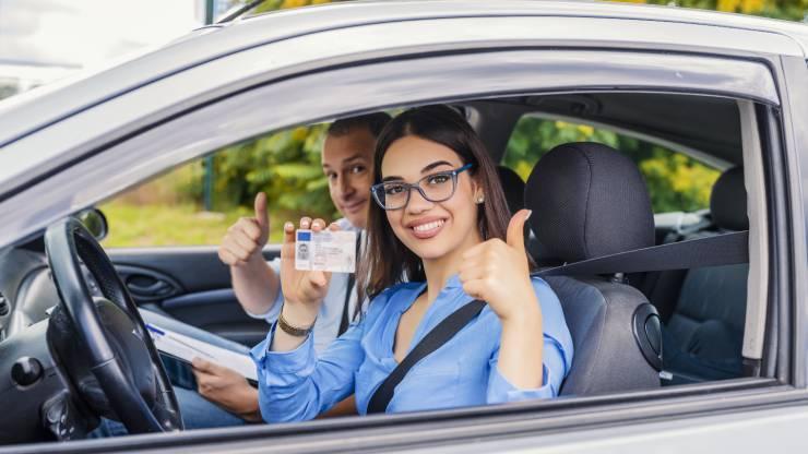 Examen de permis de conduire