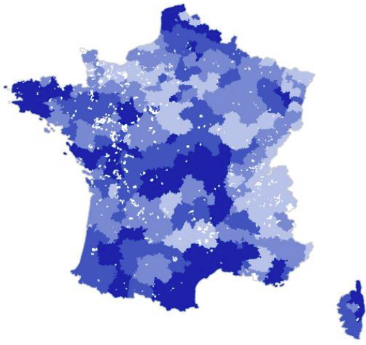 taxe d'habitation régions