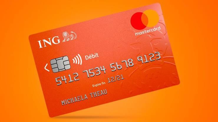 carte bancaire essentielle ING