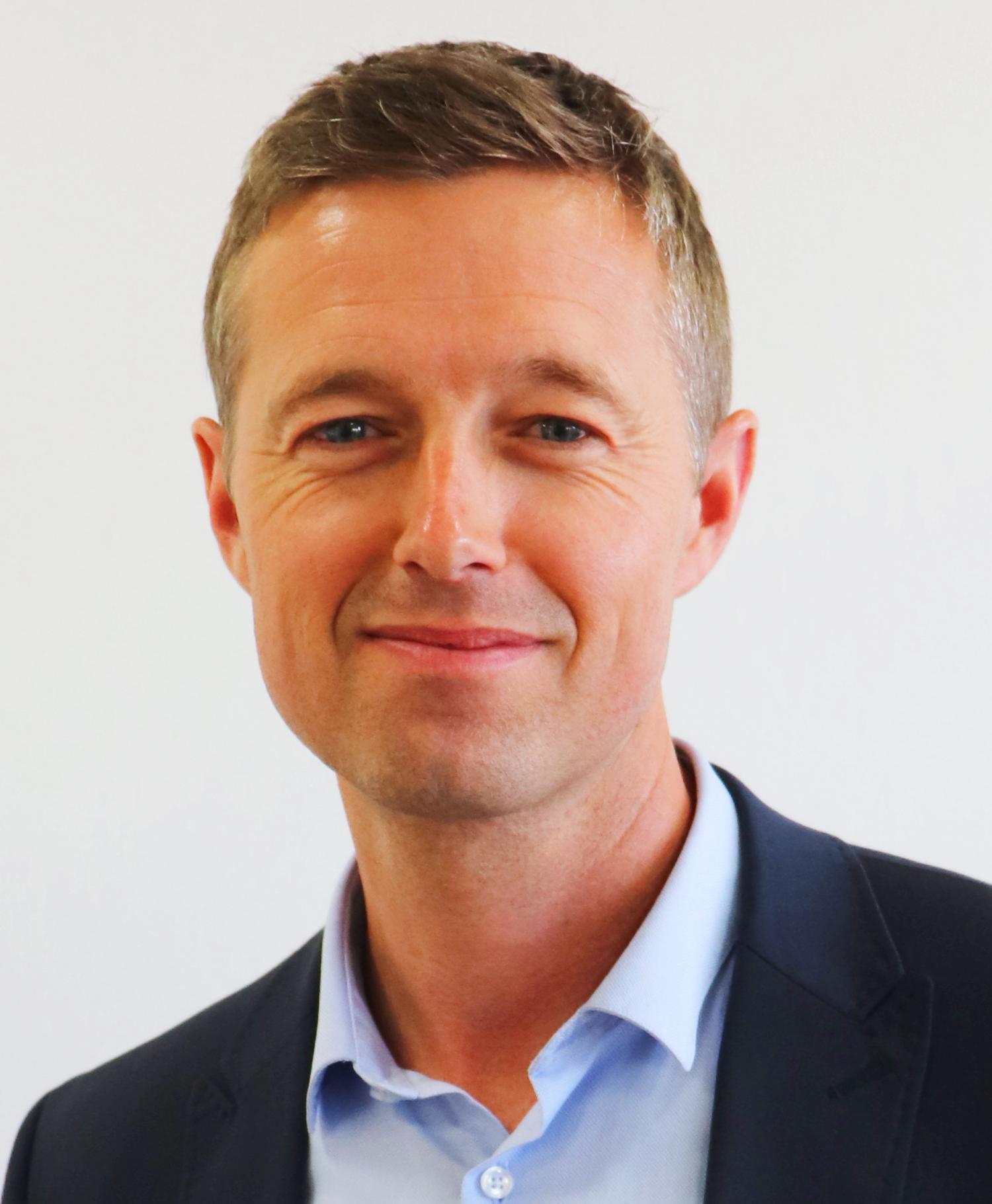 Frédéric Niel, directeur de la banque en ligne chez ING, en octobre 2019