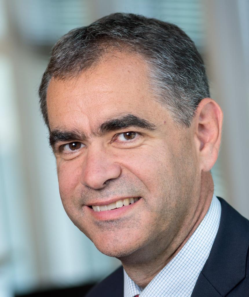Philippe Marquetty, directeur des paiements de la Société Générale