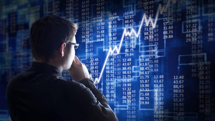 Envolée des cours boursiers