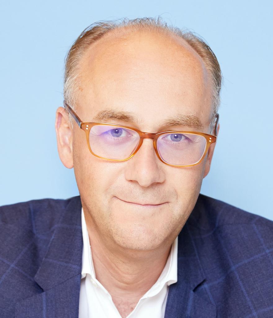 Paul de Leusse, directeur général d'Orange Bank