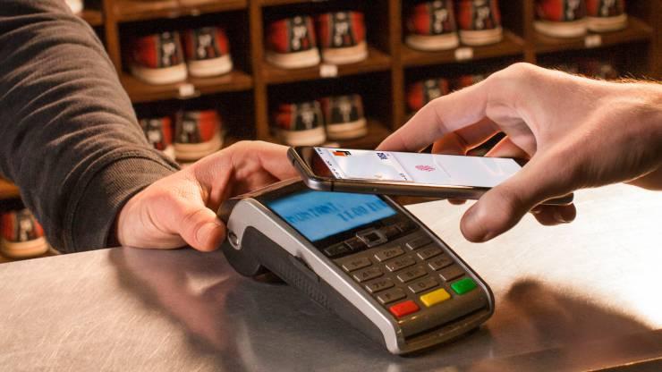 Paiement mobile avec carte bancaire Orange Bank