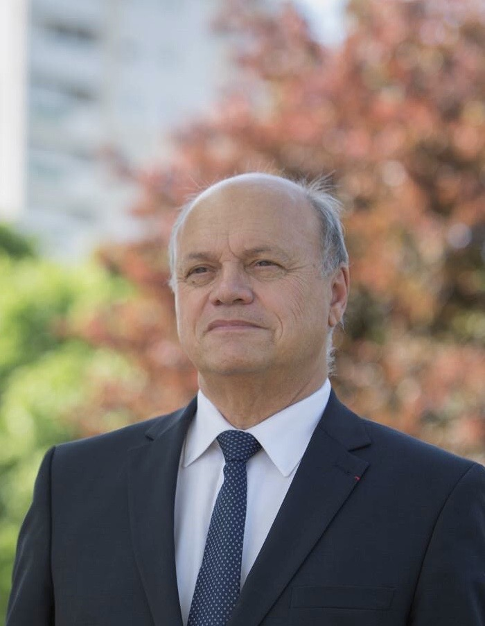 Jacques Savatier, député LREM