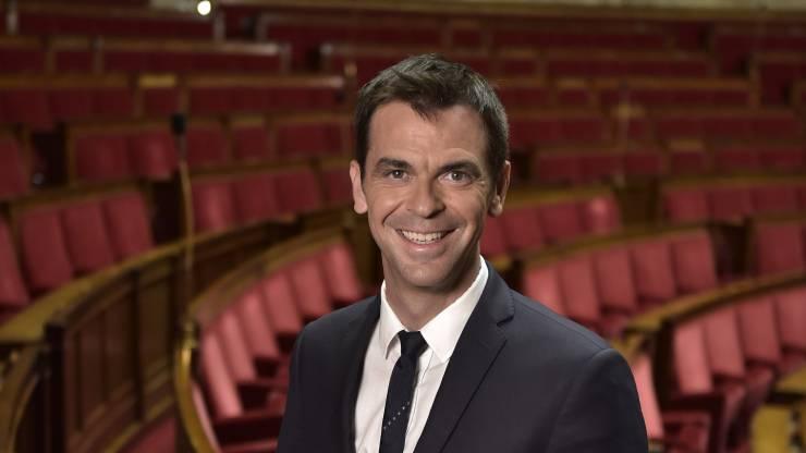 Olivier Véran en 2017