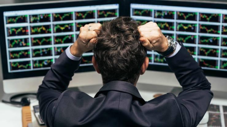 Trader qui perd