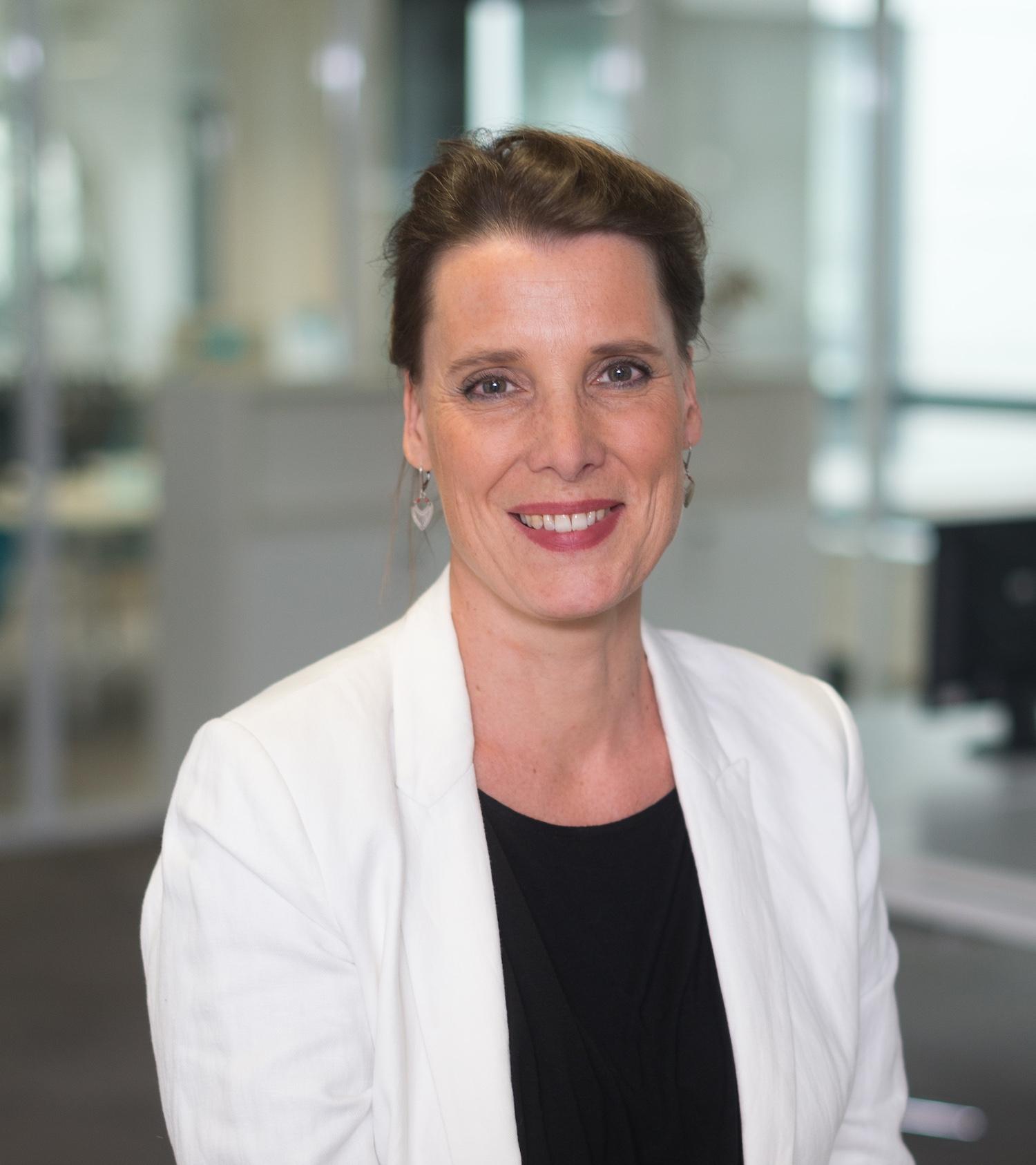 Florence Clément, coordinatrice de la communication grand public de l'Ademe