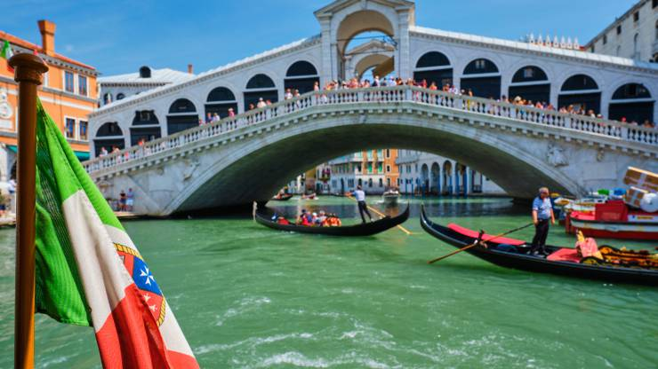 Italie voyage
