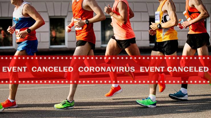 Annulation coronavirus