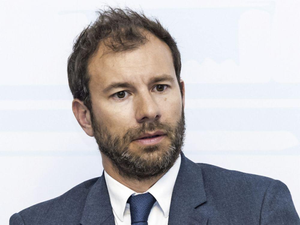 Mathieu Plane, économiste à l'OFCE
