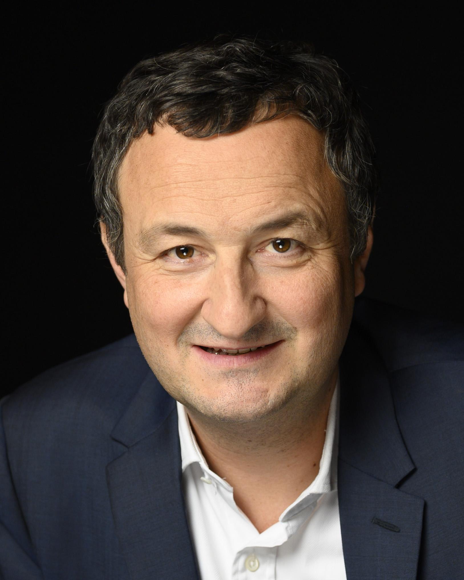 Benoît Grisoni, CEO de Boursorama, en avril 2020
