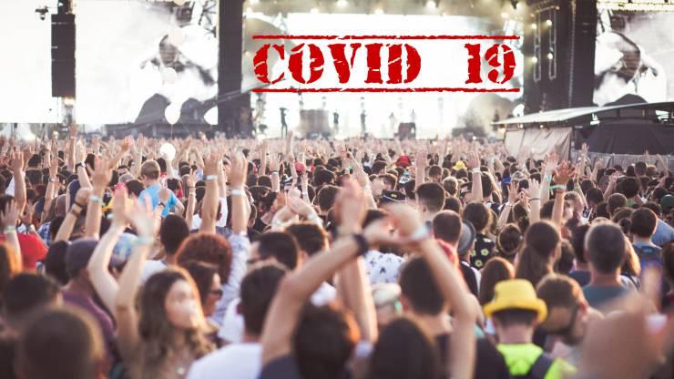 Festivals annulés