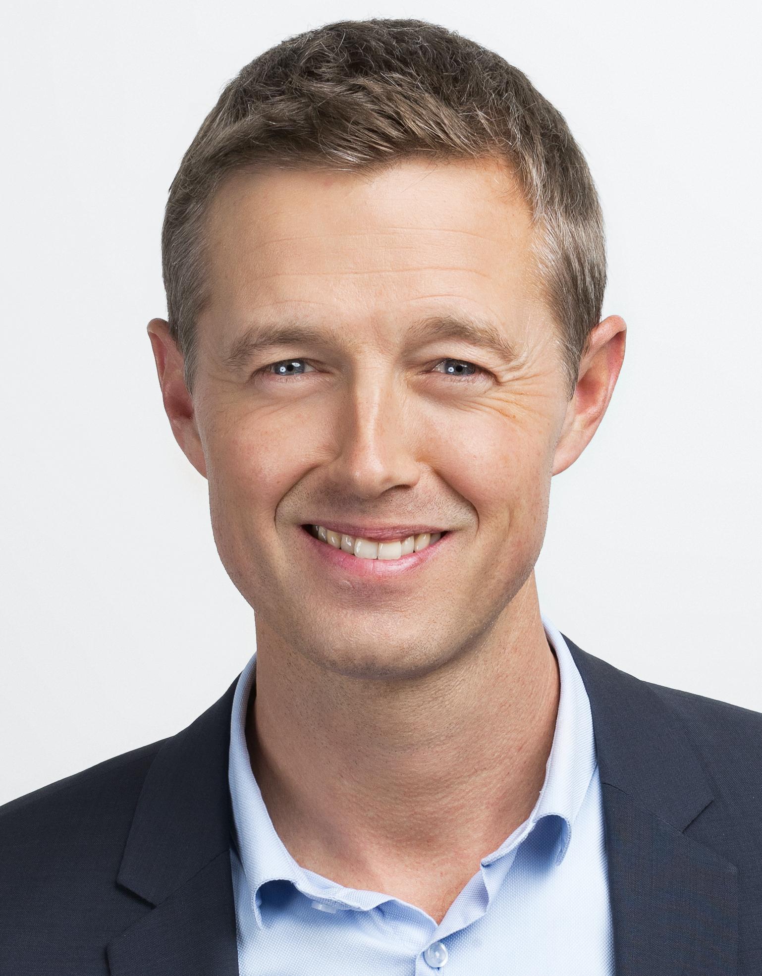 Frédéric Niel, directeur de la banque en ligne ING