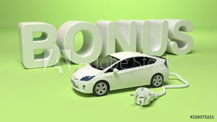 Prime à la conversion pour une voiture électrique