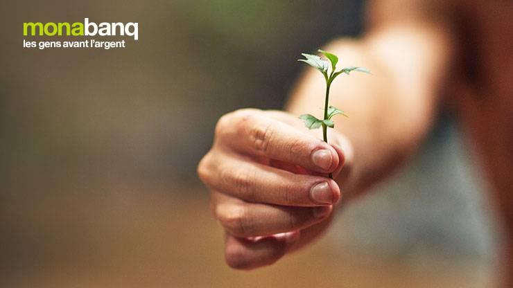 Certains clients de Monabanq recevront la première estimation de leur empreinte carbone, ce 5 juin, à l'occasion de la Journée mondiale de l'environnement