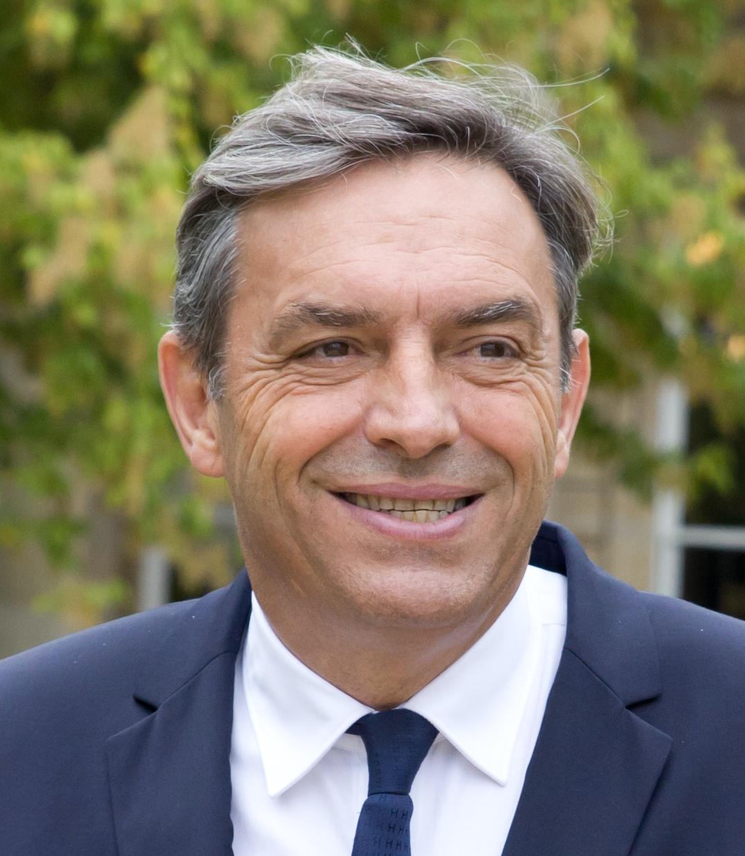 Le député Daniel Labaronne