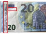 Faux billets de 20 euros