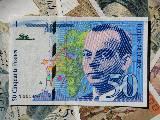 Billets en francs
