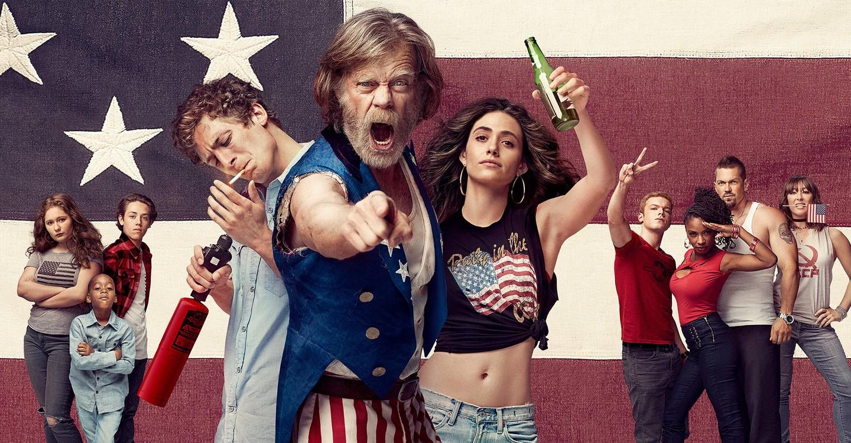 Image de promotion de Shameless, série diffusée par Showtime