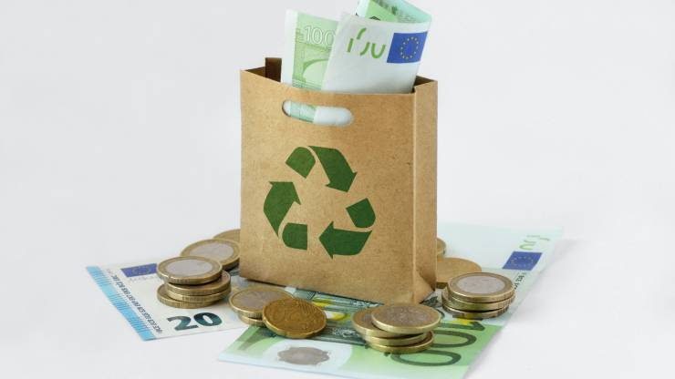 Recyclage euros