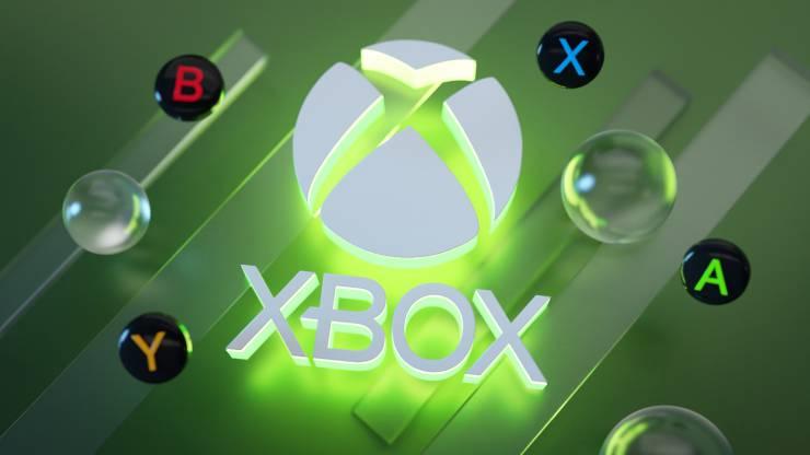 Console de jeu Xbox