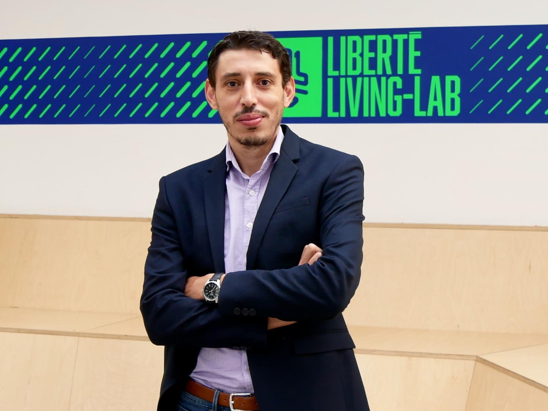 Kamel Naït-Outaleb, cofondateur d'Onlyone