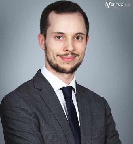 Guilhem Ventura, consultant senior chez Square