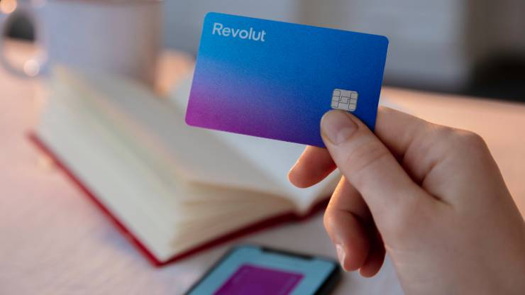 Carte et application mobile Revolut
