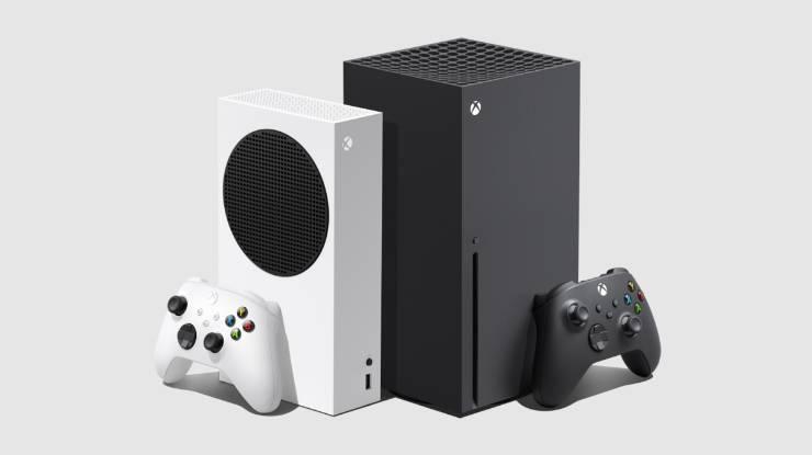 Consoles Microsoft Xbox Series S et X