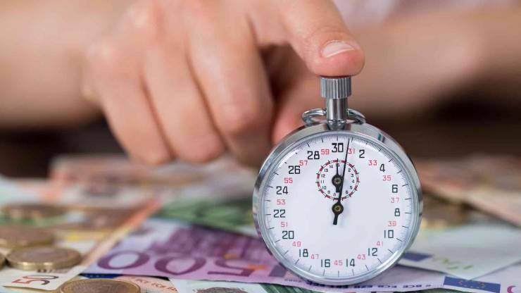 Temps, argent, chrono