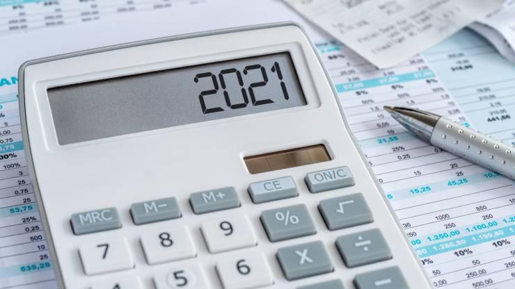 calculatrice avec écrit 2021