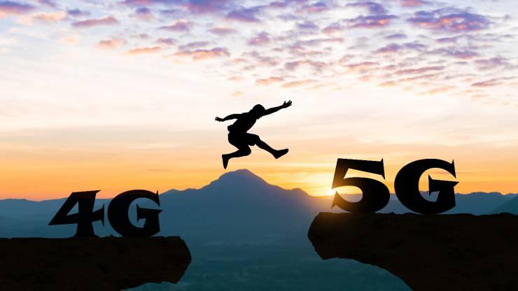 Passage à la 5G