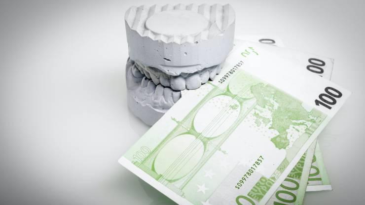 Dents, argent