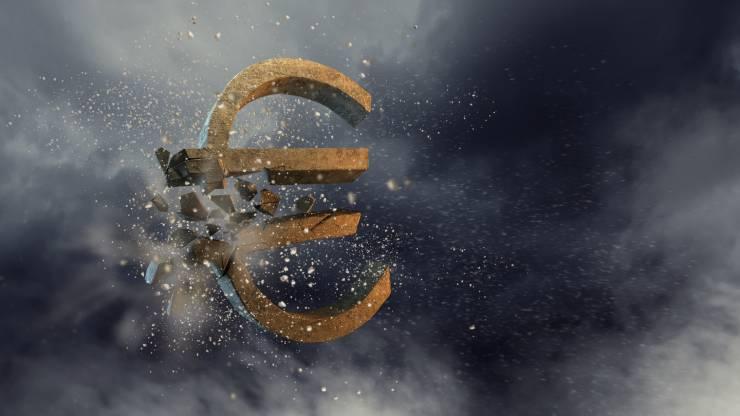 Euro qui explose
