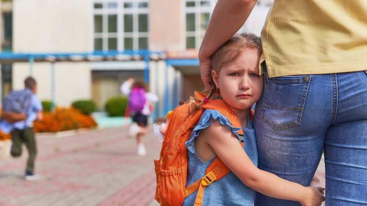 Périscolaire, enfant, école