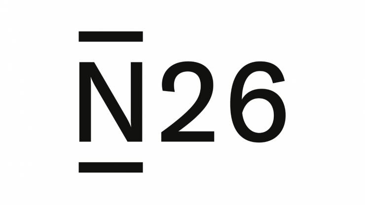 Logo N26 2021