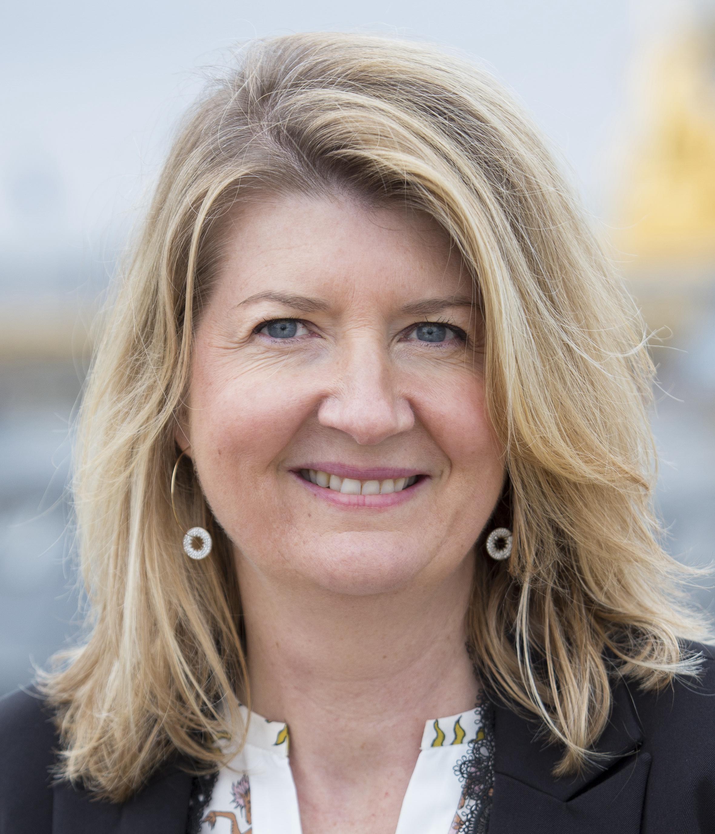 Caroline Lehericey, directrice générale de Hello Bank