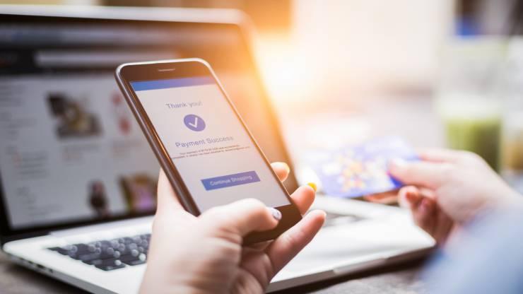 Paiement en ligne par carte bancaire avec authentification forte