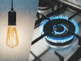 ampoule électrique et brûleur gaz