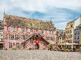 Hotel de ville de Mulhouse