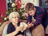 Mamie cadeau Noël