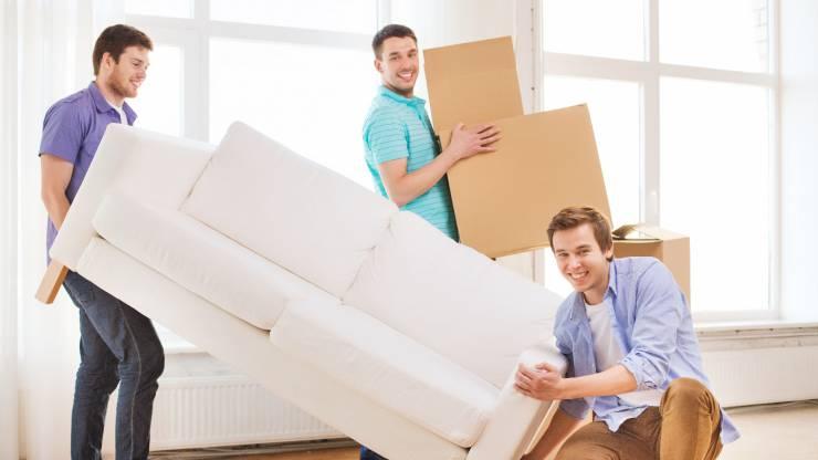 déménagement amis aide