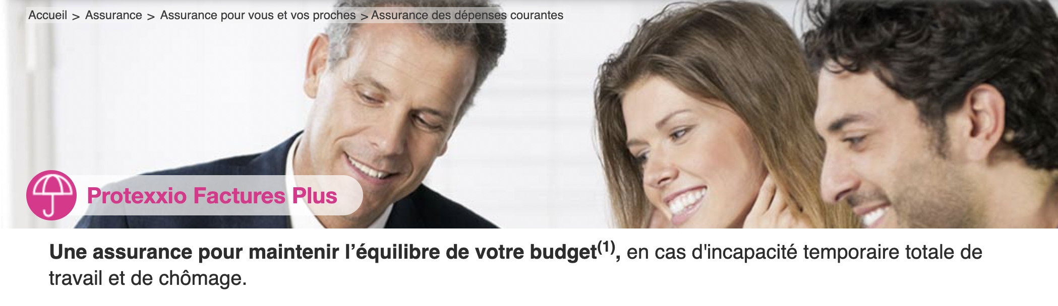 Assurance facture Cetelem