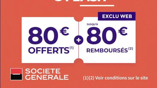 Société Générale offre