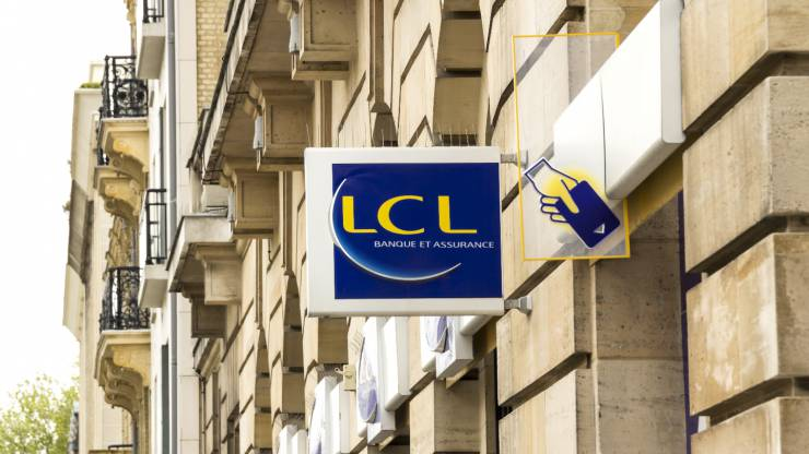 agence bancaire LCL