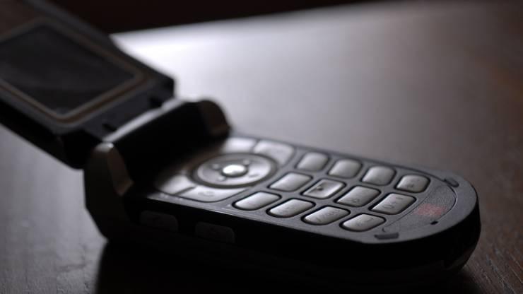 Téléphone mobile à clapet