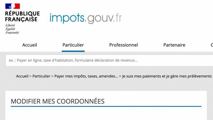Impôts 2021