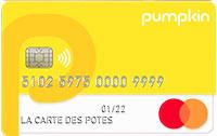 Carte bancaire Pumpkin