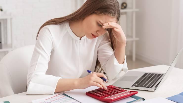 Erreur sur les impôts